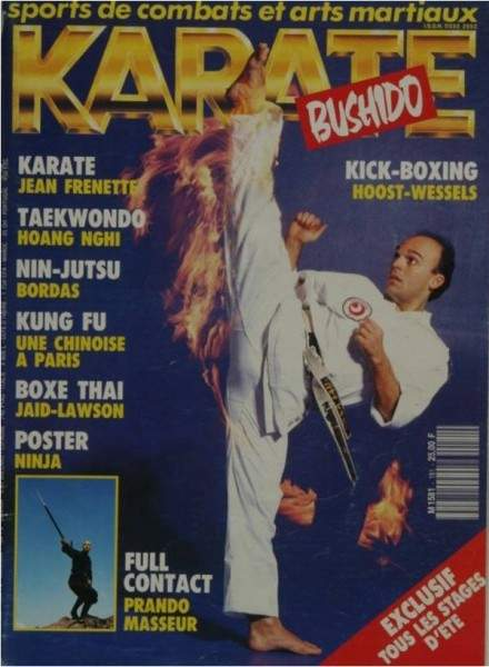 06/91 Karate Bushido (French)